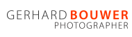 Gerhard Bouwer Photographer Logo